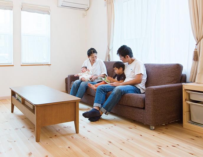 江戸川区の注文住宅工務店 ニットー住宅OBのI様