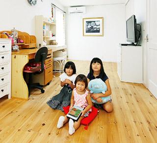 江戸川区の注文住宅工務店 ニットー住宅OBのFS様施工事例