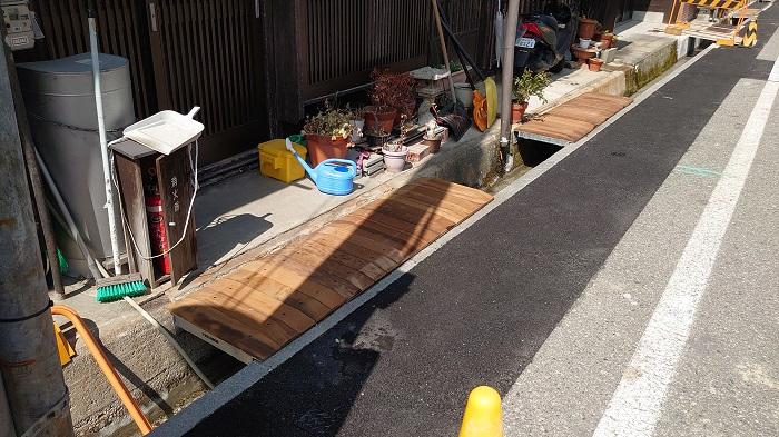 江戸川区で注文住宅を建てるニットー住宅の段差解消法事例