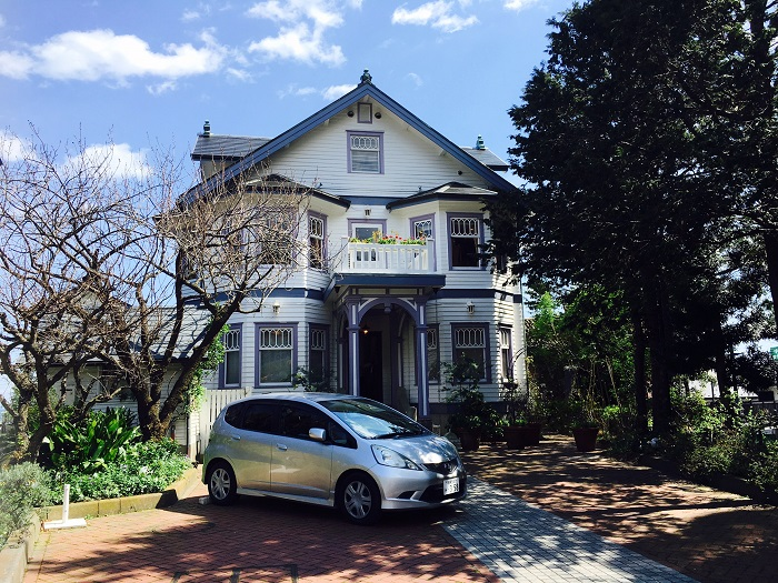 江戸川区で注文住宅を建てるニットー住宅の大磯迎賓館についての記事