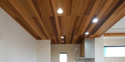 江戸川区で自然素材の注文住宅を建てるニットー住宅 LED照明