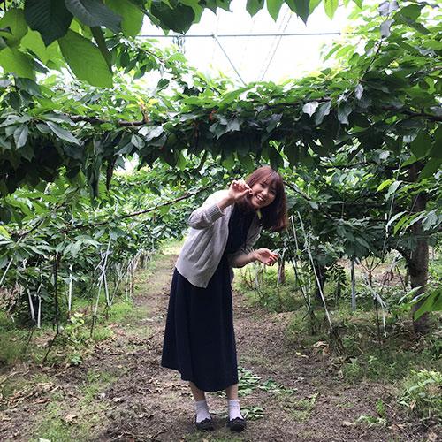 江戸川区で自然素材の注文住宅を建てるニットー住宅 スタッフ 山田佳奈-ヤマダカナ