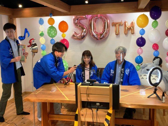 江戸川区で注文住宅を自然素材で建てる工務店ニットー住宅 感謝の集い 50周年