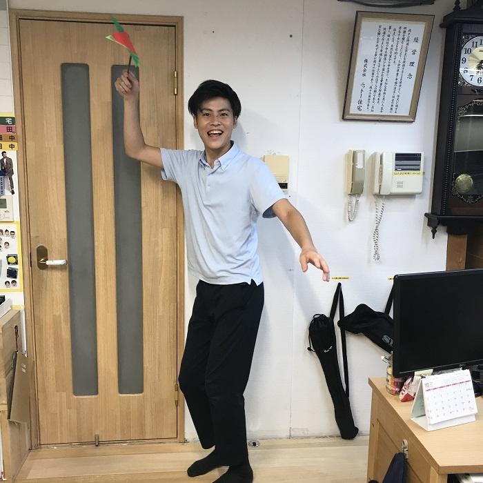 江戸川区で注文住宅を建てるニットー住宅の三宅が持つ魔法のステッキ
