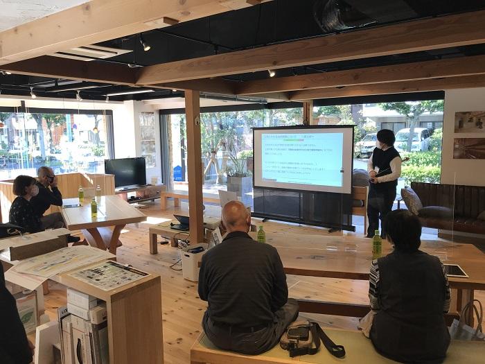 江戸川区で注文住宅を建てる株式会社ニットー住宅で開催中の家づくりセミナー