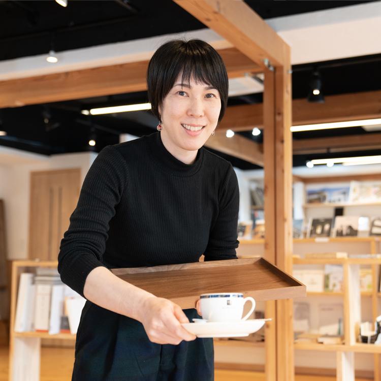 江戸川区で自然素材の注文住宅を建てるニットー住宅 スタッフ 三枝亜希子-サエグサアキコ