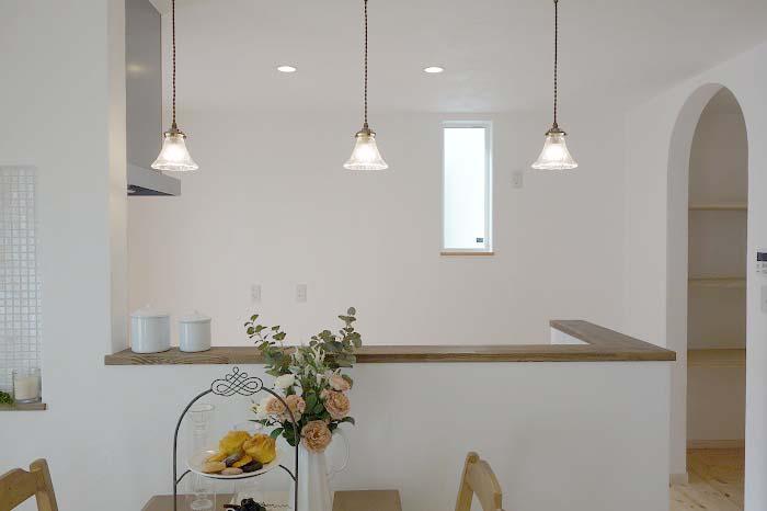 江⼾川区で注文住宅を建てるニットー住宅のパントリーのある家