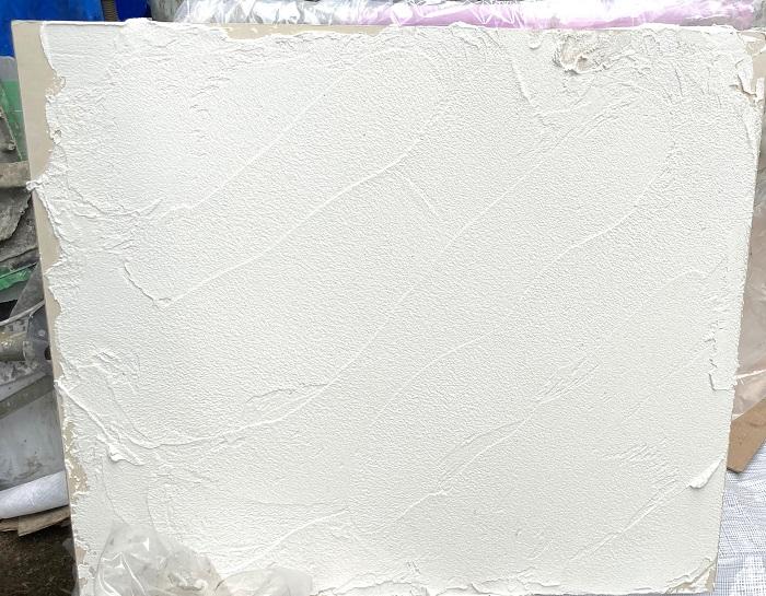 江戸川区で自然素材をふんだんに使用するこだわりの注文住宅を建てる工務店ニットー住宅 左官写真 漆喰
