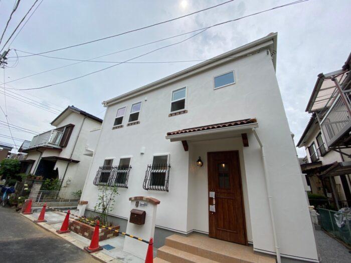 江戸川区で注文住宅を建てる工務店ニットー住宅、工事部の菅原信義です。