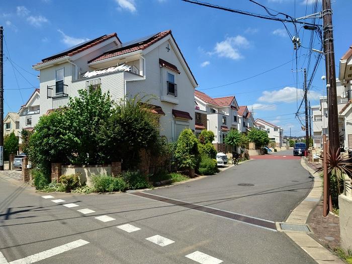 北柏 外構 江戸川区で自然素材の無垢材と漆喰でこだわりの注文住宅をつくることが得意な工務店ニットー住宅