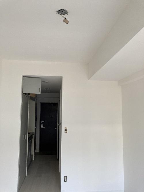 江戸川区で自然素材をつかった注文住宅を建てる工務店ニットー住宅牛山のデュブロンを使った部屋の写真です。