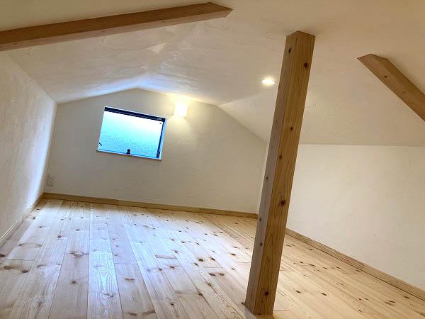 江戸川区で自然素材を使用した注文住宅を建てる工務店ニットー住宅の建てた家